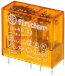 FINDER 40.528012 12V AC Relé