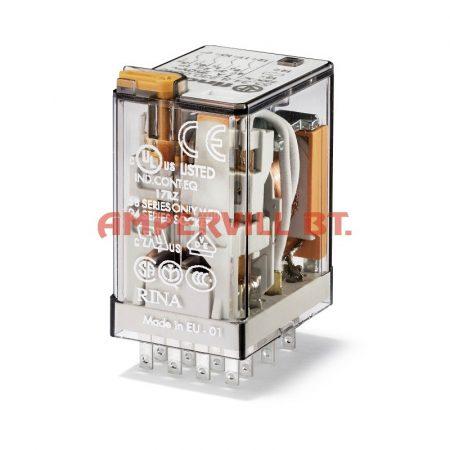 FINDER 55.3482300040 4P 230V AC Relé