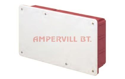 EC.350 C3 Süllyesztett doboz 120×100×70mm