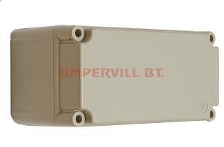 CSP PVT-1530 FO Kábelfogadó TS35-ös sínnel