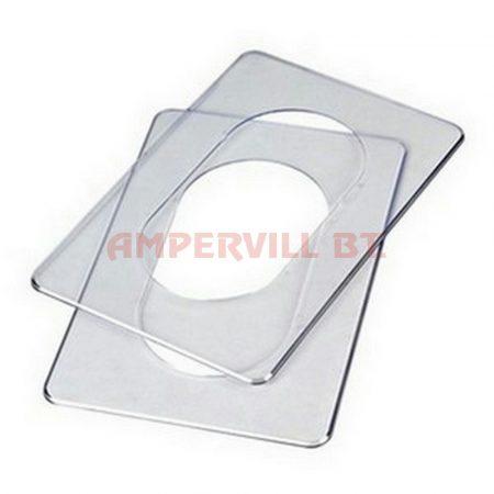 GAO 09180 2-es átlátszó tapétavédő