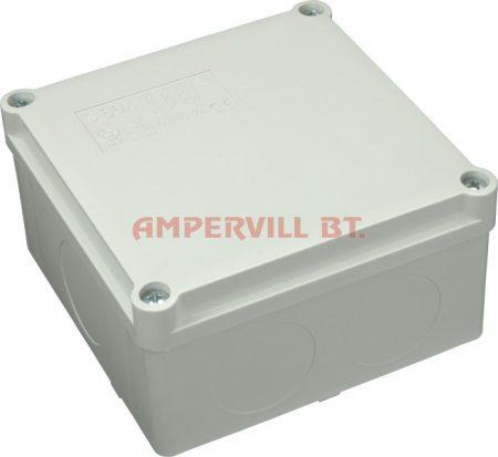 SEZ S-BOX 116 Kötődoboz, 100×100×50mm IP56
