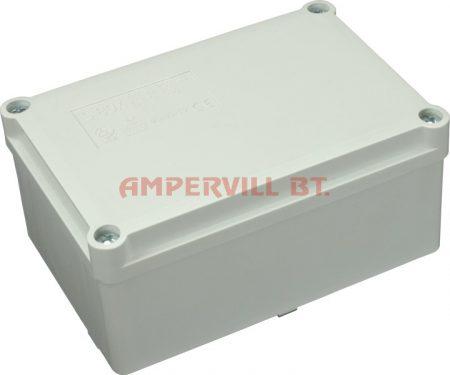 SEZ S-BOX 216 Kötődoboz, 120×80×50mm IP56