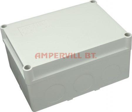 SEZ S-BOX 316 Kötődoboz, 150×110×70mm IP56