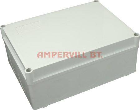 SEZ S-BOX 416 Kötődoboz, 190×140×70mm IP56