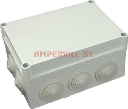 SEZ S-BOX 306 Kötődoboz, 150×110×70mm IP55