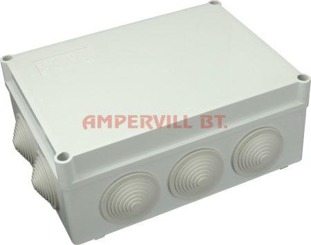 SEZ S-BOX 406 Kötődoboz, 190×140×70mm IP55