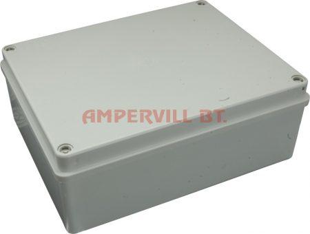 SEZ S-BOX 516 Kötődoboz, 240×190×90mm