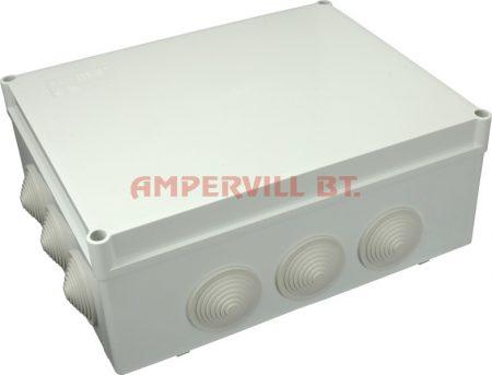 SEZ S-BOX 506 Kötődoboz, 240×190×90mm IP55