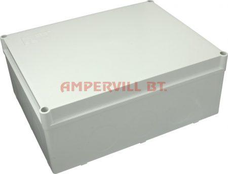 SEZ S-BOX 716 Kötődoboz, 380×300×120mm IP56