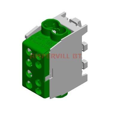Pollmann HLAK 35-1/2M2 Zöld 2080143