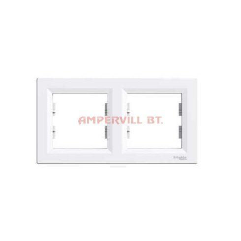 ASFORA 2-es Keret, vizszíntes, Fehér EPH5800221