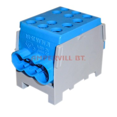 Pollmann HLAK 35-1/4M2 Kék 2080179