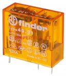 FINDER 40.318110 10A 110V AC Relé