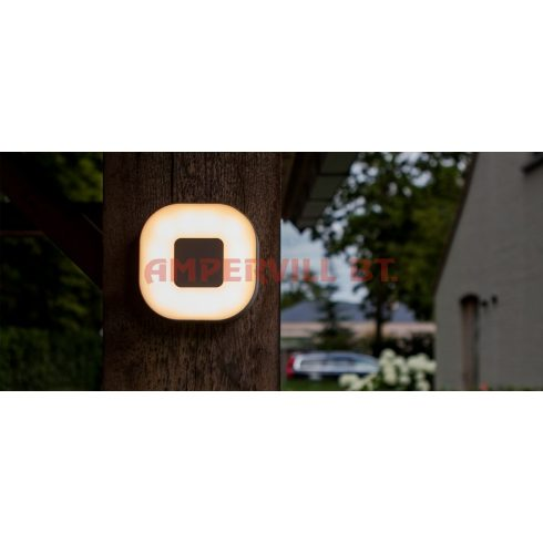 LUTEC 3501L-3KSI  UBLO LED 11W 570lm 3000K IP54 Fali Lámpa