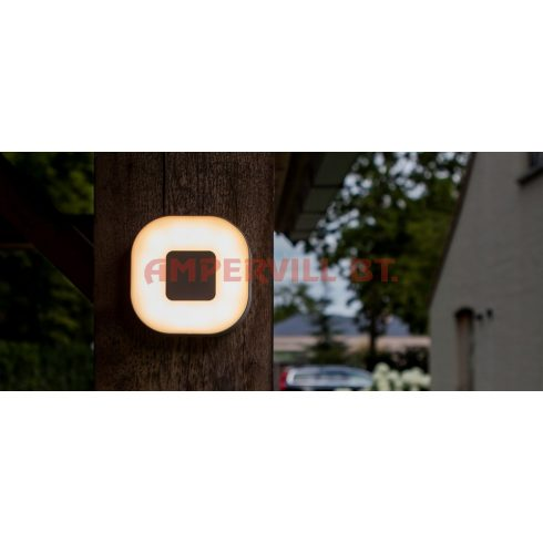 LUTEC 3501S-3KSI  UBLO LED 6,3W 280lm 3000K IP54  Fali Lámpa